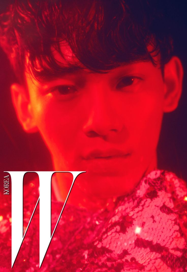 Chen EXO - W Magazine July Issue '16