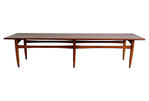 46 best palm springs eternal images on pinterest for Long slim coffee table