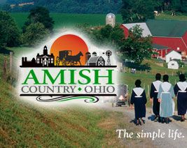 "Amish Country, Ohio - Millersburg, in Amish Country, is great.  In the ""downtown"" area there are fabulous antiques shops, an amazing antique book store, a vintage clothing shop. Then you can tool around and hit Heinie's Cheese Barn, some wonderful farm stands and some homey restaurants."