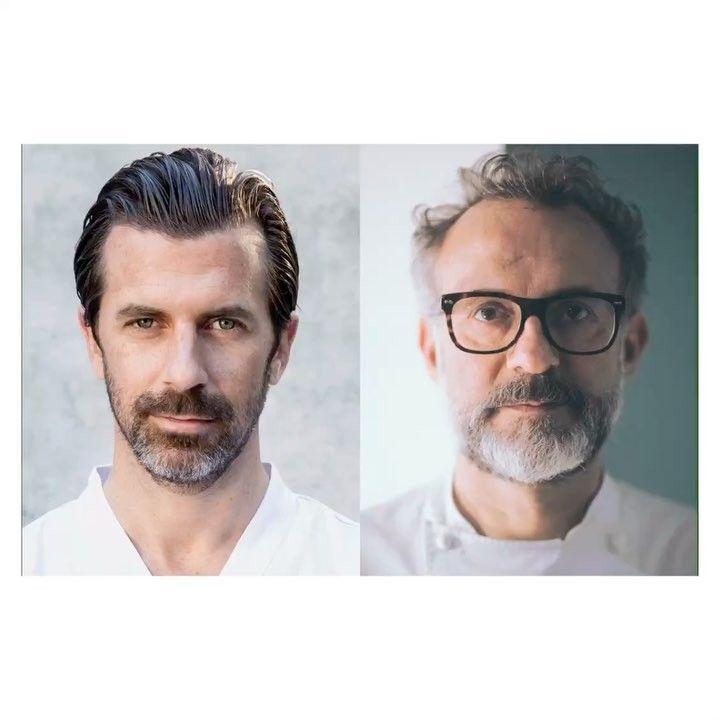 Andreas Caminada vs Massimo Bottura