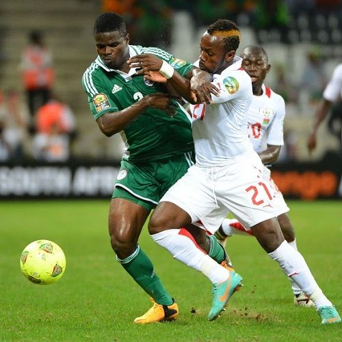 Day one of Orange Africa Cup of Nations 2013. Ivory Coast locked horns with Togo in Rustenburg.