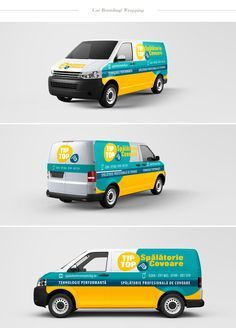 Tip Top Car- & Carpet Wash, Webstore Rebranding,... @ Didi Kasa | Independent Graphic & Web Designer