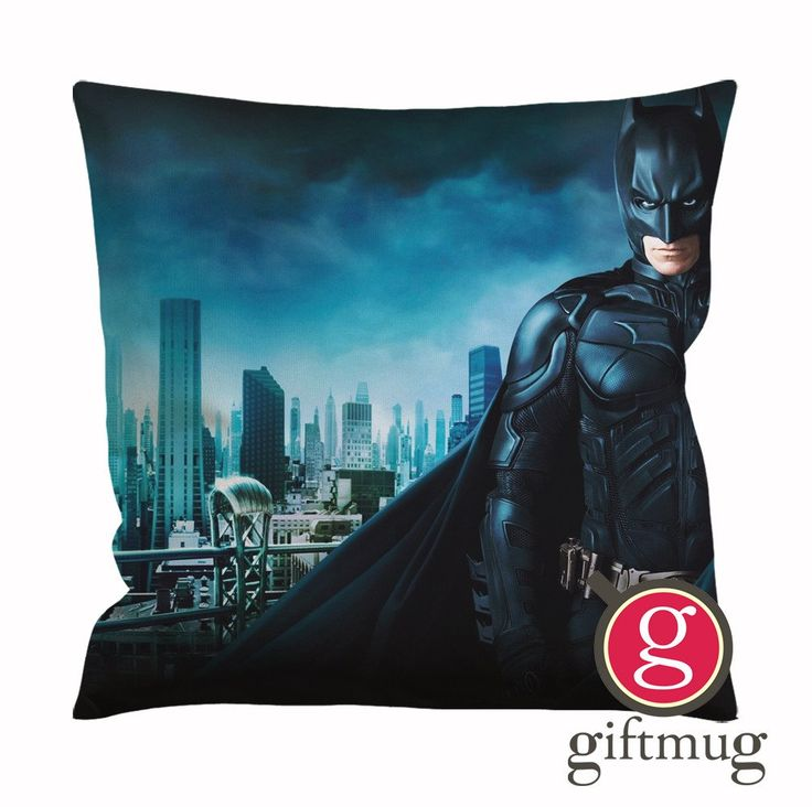 Batman The Dark Knight Rises Cushion Case / Pillow Case