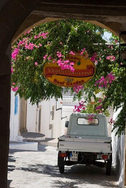 Patmos, Greece (lucky enough to visit this island!)