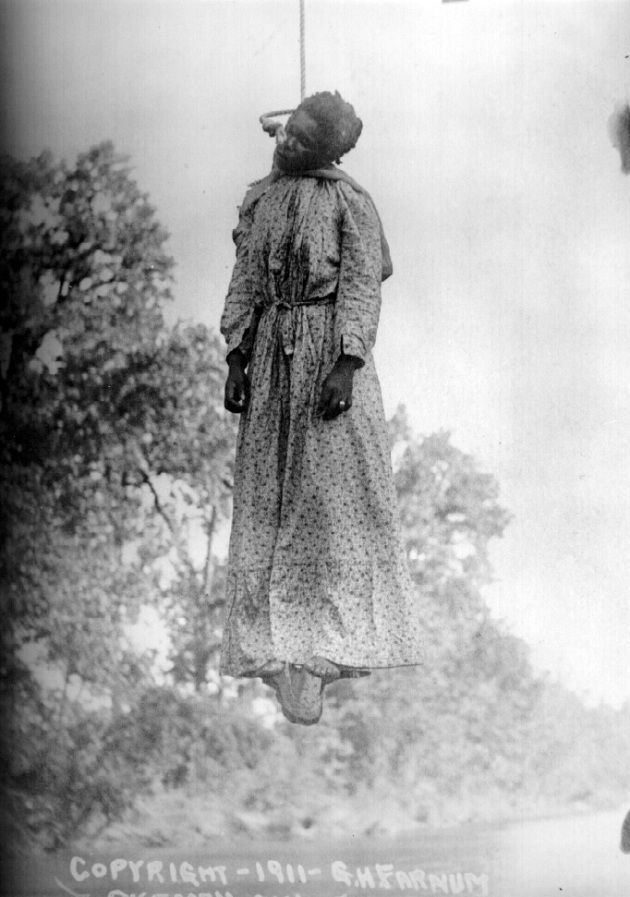 The lynching of Laura Nelson