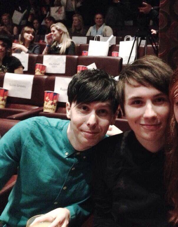 Dan and Phil  #danisnotonfire #amazingphil