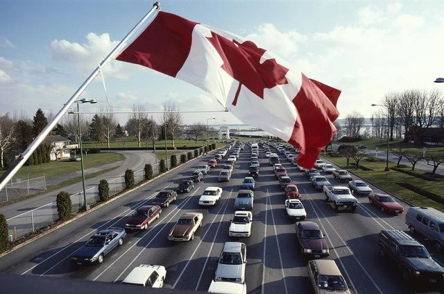 10 Tips You Need To Know Driving Across the Border into Canada