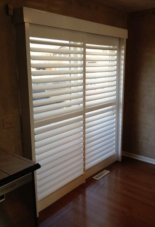 Track Shutters For Patio Doors   Google Search