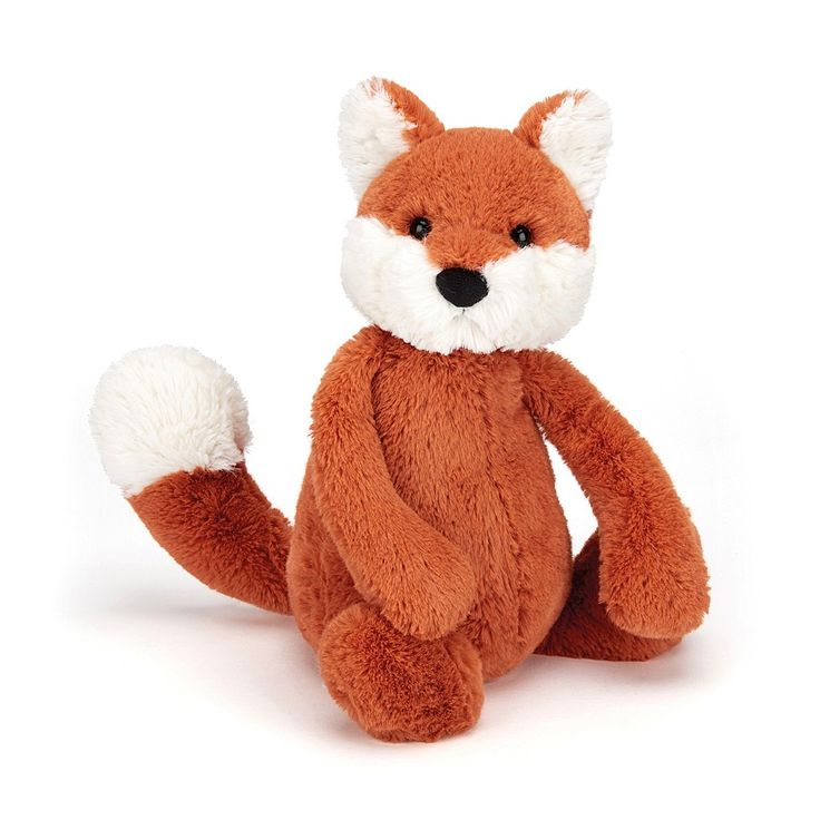 Bashful Fox Cub | Jellycat Toys & Books from Wheelersfeed.com    http://www.wheelersfeed.com/bashful-fox-cub-7023-prd1.htm