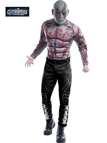 Adult Deluxe Drax the Destroyer Costume #RickysHalloween #Halloween http://www.rickyshalloween.com/collections/plus-size-costumes