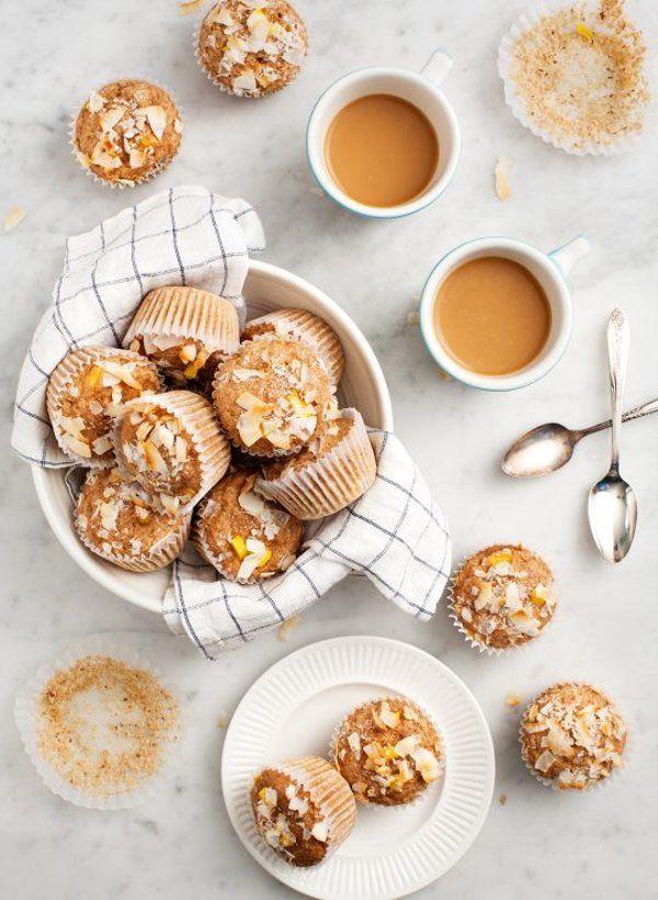 Coconut Mango Muffins | Veglings