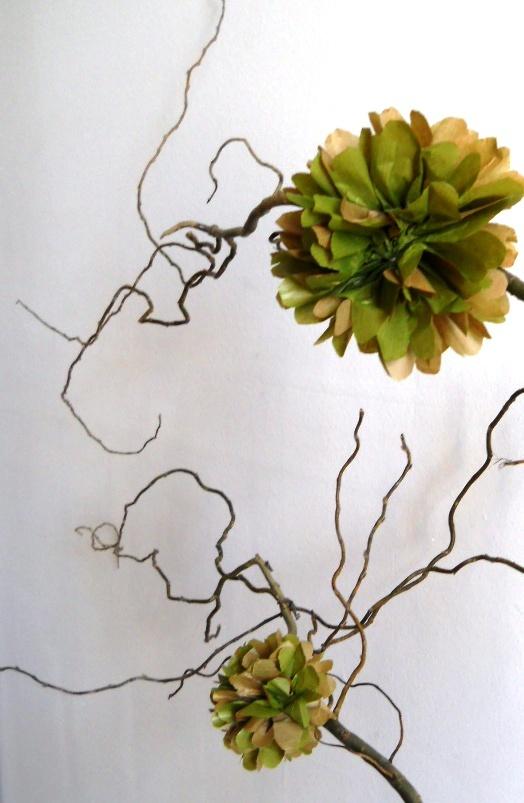 papirnato cvetje