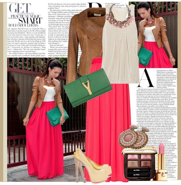 long-skirt fashion