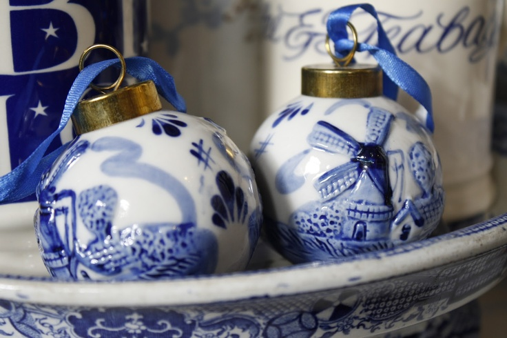 House of Seasons: Rood, wit, blauw.......KERST!