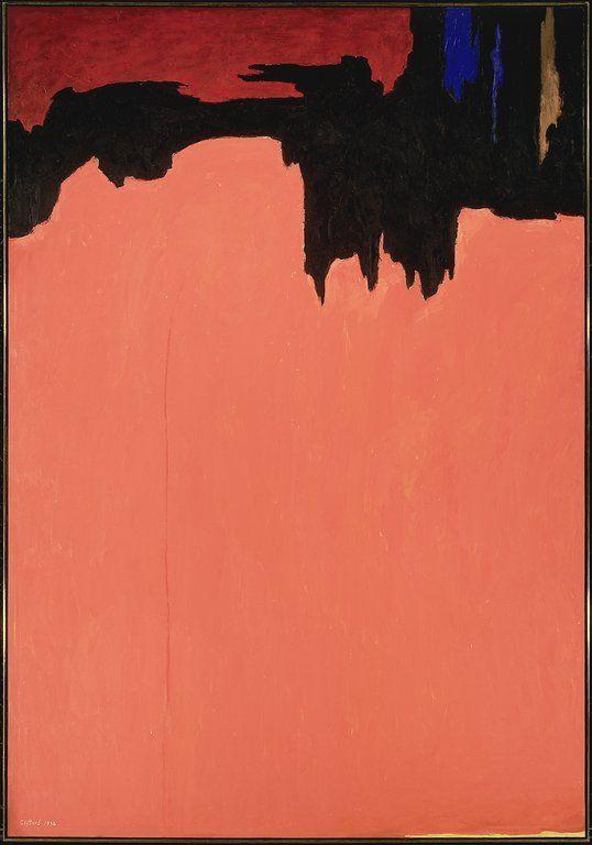 Clyfford Still. Art Experience NYC www.artexperiencenyc.com/social_login/?utm_source=pinterest_medium=pins_content=pinterest_pins_campaign=pinterest_initial