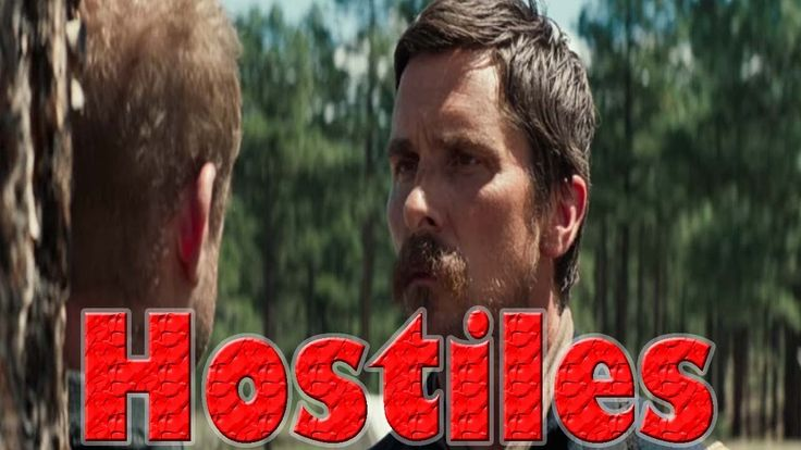 Hot movies | hollywood Hostiles 2017 | Scott Shepherd | Rosamund Pike
