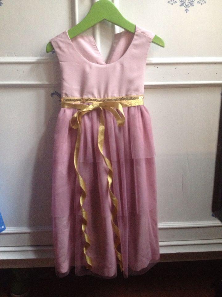 Vestido/disfraz Lleida handmade
