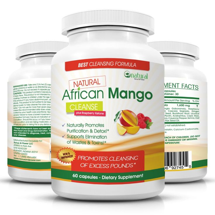 Natural Mango Cleanse Free Trial