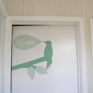 door names for nurseries