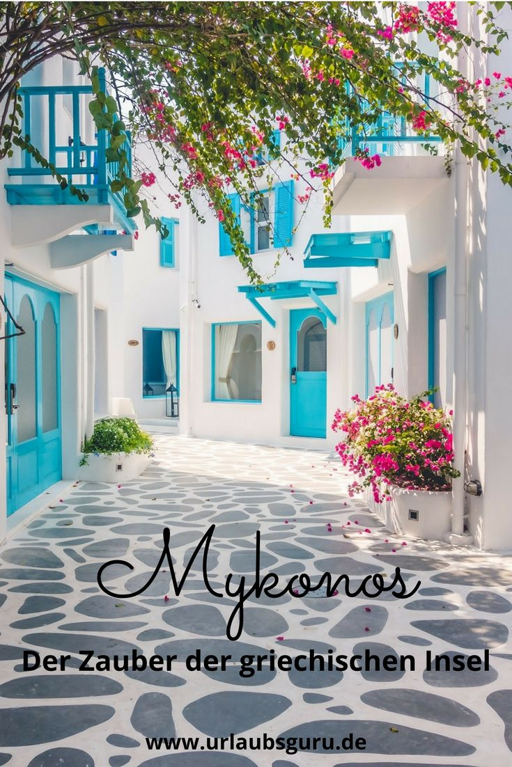 Partys, Luxus und Kykladenromantik - all das erwartet euch bei einem Urlaub auf der griechischen Trendinsel Mykonos.