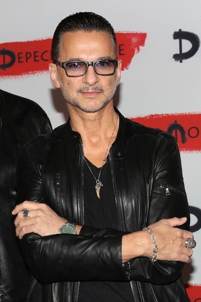 Dave Gahan Photos Photos - Dave Gahan of Depeche Mode attends a photocall to launch the Global Spirit Tour on October 11, 2016 in Milan, Italy. - Depeche Mode Press Event in Milan