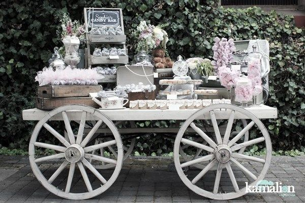 Confettata: una tradizione tutta italiana - The Dragée Buffet: an all-Italian tradition
