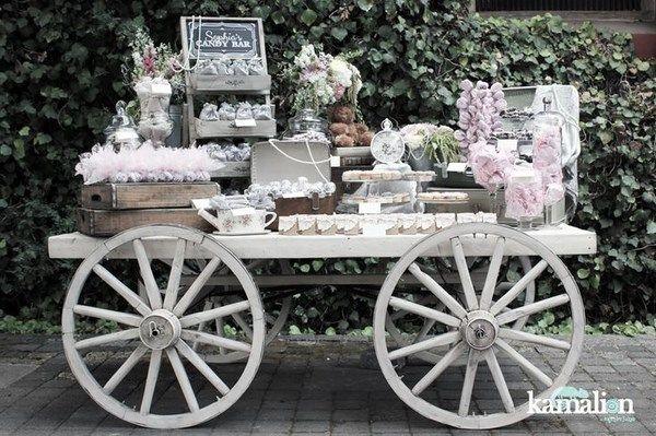 Confettata: una tradizione tutta italiana - The Dragée Buffet: an all-Italian tradition