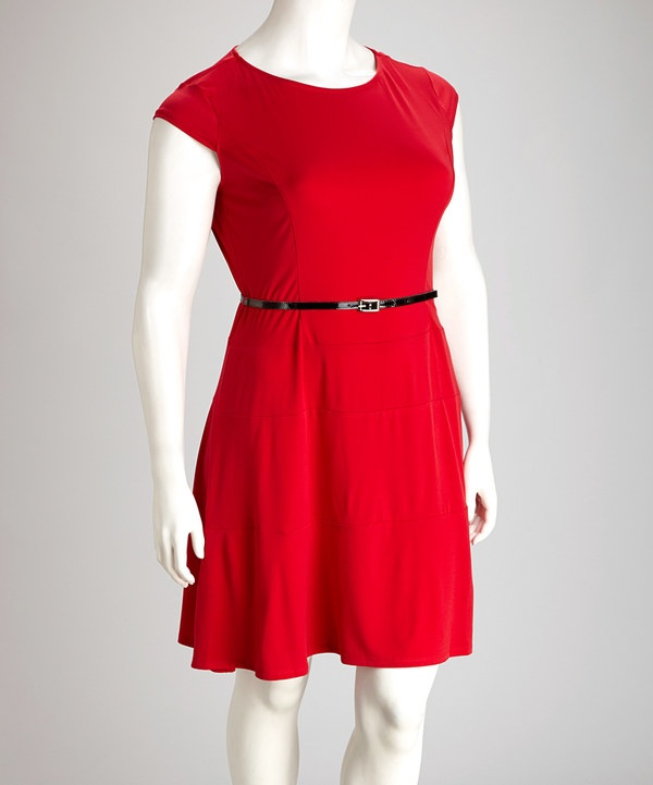 aaf360a4b93 nicolasrechanik  Plus size dresses Zulily
