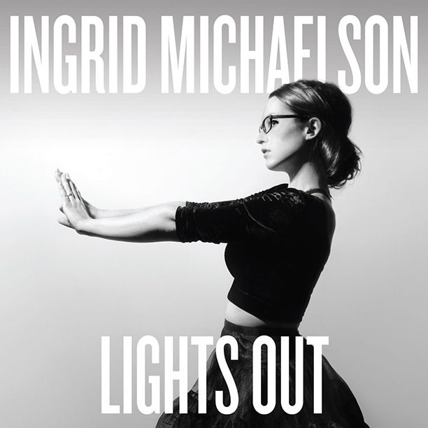 Ingrid Michaelson - Lights Out on Limited Edition Pink 2LP