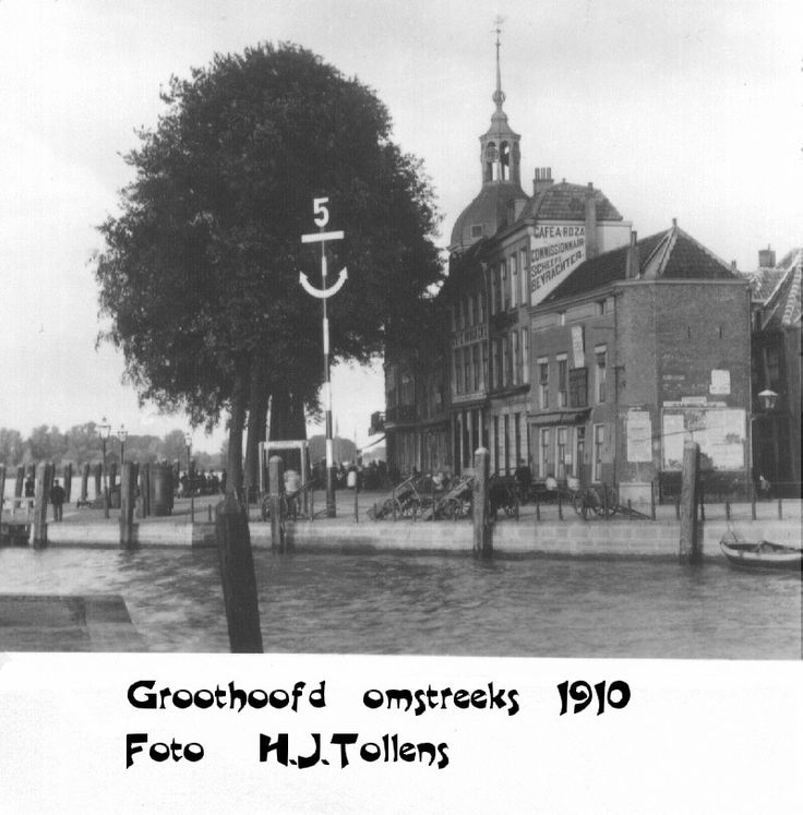 Oud Dordrecht -  Groothoofd