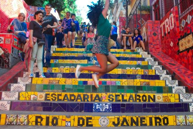 From the Christ The Redeemer to the Copacabana, the Selaron Steps to Sugarloaf Mountain, its no wonder why Rio is nicknamed the Marvelous City!
