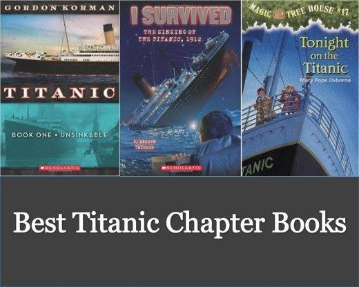 scholastic reader finding the titanic level 4