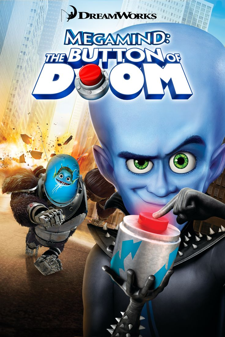 Megamind: The button of Doom, USA, 2011