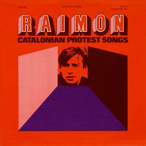 Raimon: Catalonian Protest Songs [CD]