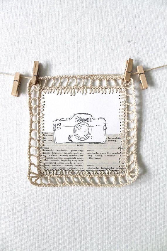 Crochet Inspiracion ✿Teresa Restegui http://www.pinterest.com/teretegui/✿
