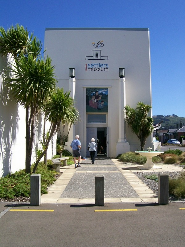 Petone Settlers Museum, Petone