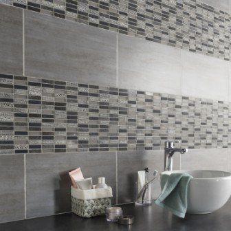 La mosaïque réveille votre salle de bains | Leroy Merlin ...