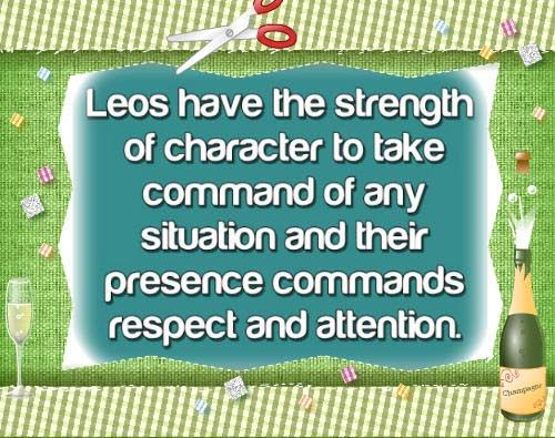 Leo zodiac, astrology, horoscope sign, pictures and descriptions. Free Daily Horoscope - http://www.free-horoscope-today.com/leo-monthly-horoscope.html