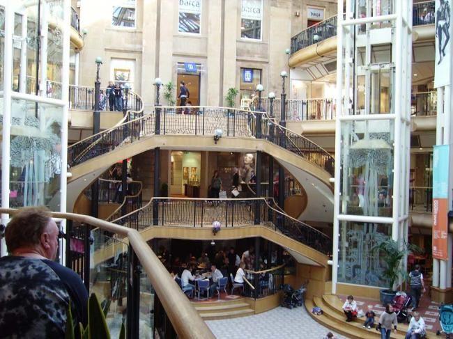 Princes Square - Glasgow City Center
