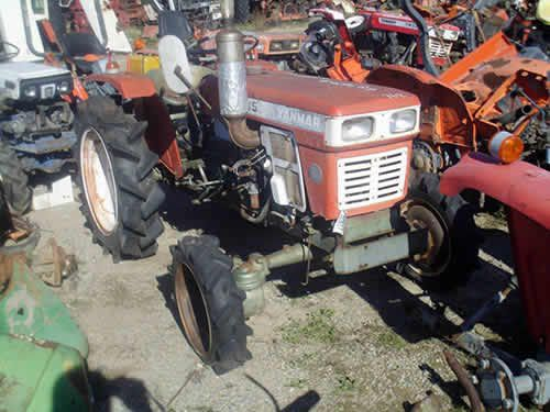 Used Tractor Parts : Yanmar ym tractor dismantled for used parts call