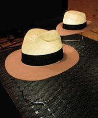 Vincon Hat Light - Curro Claret