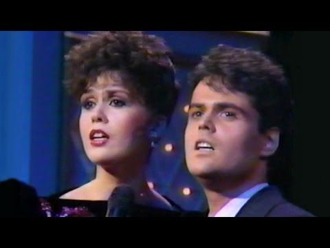 Christmas In Washington - Donny & Marie Osmond, Nell Carter, Hal Linden, Frederica Von Stade - YouTube