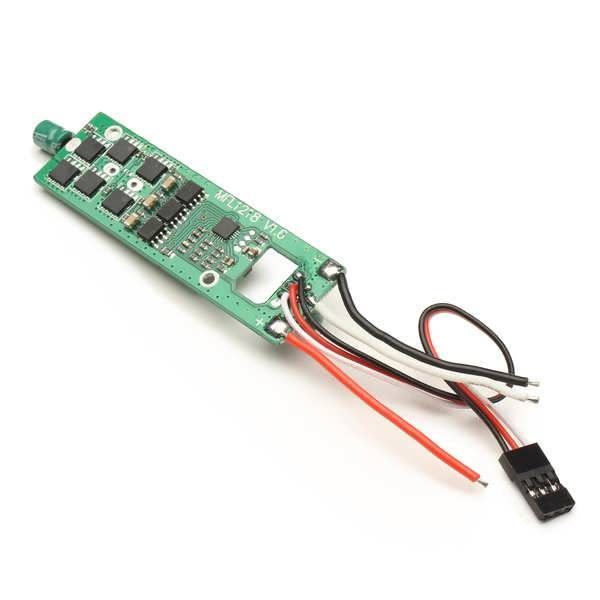 Cheerson CX-20 ESC Electronic Speed Controller          Description: Brand Name: Cheerson Item Name: CX-20 ESC Different version are compatible and will be sent randomly.  Package Included: 1 x ESC