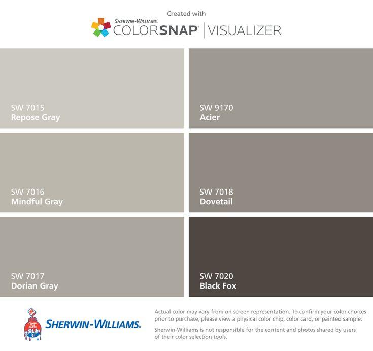 Oltre 1000 idee su mindful gray su pinterest grigio colori vernici