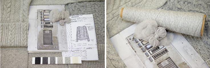 Aran Sweater Specification