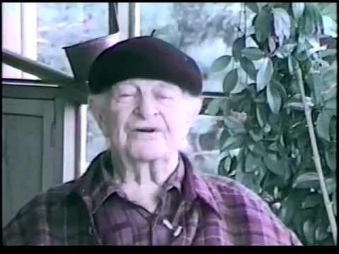 Chemist Linus Pauling on heart disease, Collagen, L-lysine, Vitamin C MUST SEE