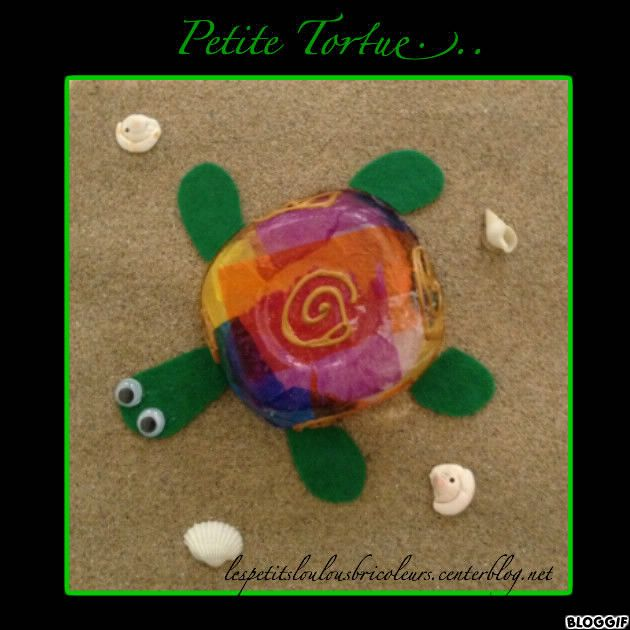 Tortue Bricolage Enfant Mer Et Poisson Pinterest Bricolage