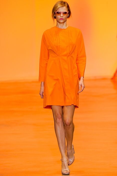 Orange. A great color for summer!