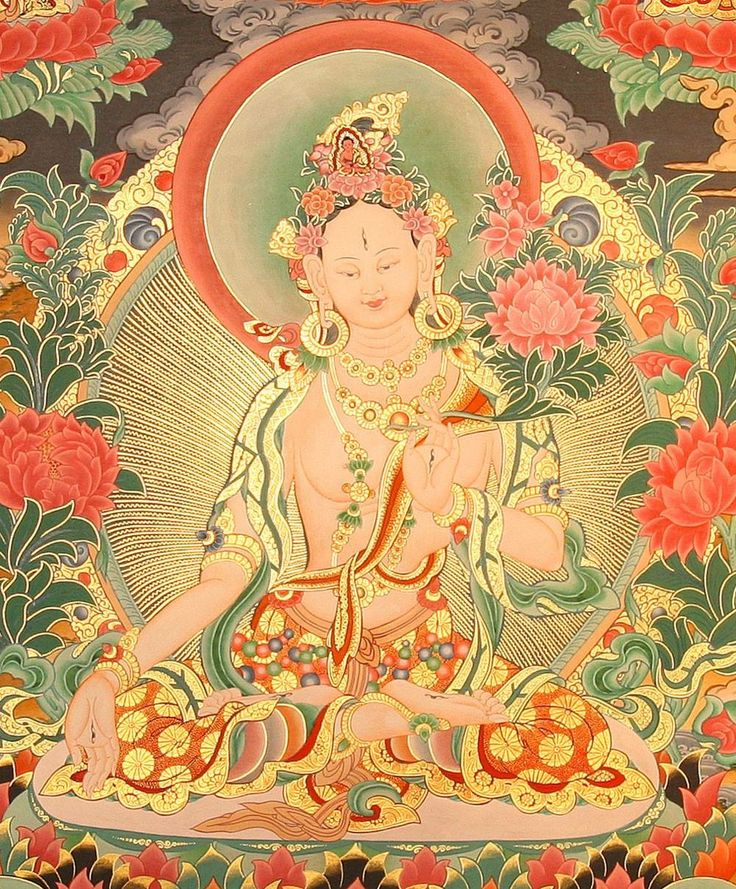 buddhist mothers day - 595×720