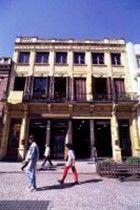 Galeria Schaffer Gibiteca de Curitiba 1982? Piano Bar Pato com Laranja - caf babi cassio rosana flavio e namorada
